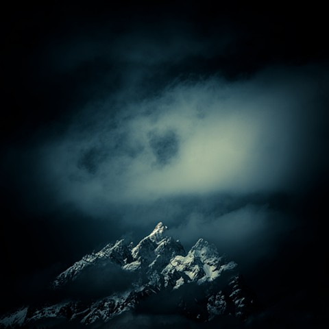 """Teton Blues"""