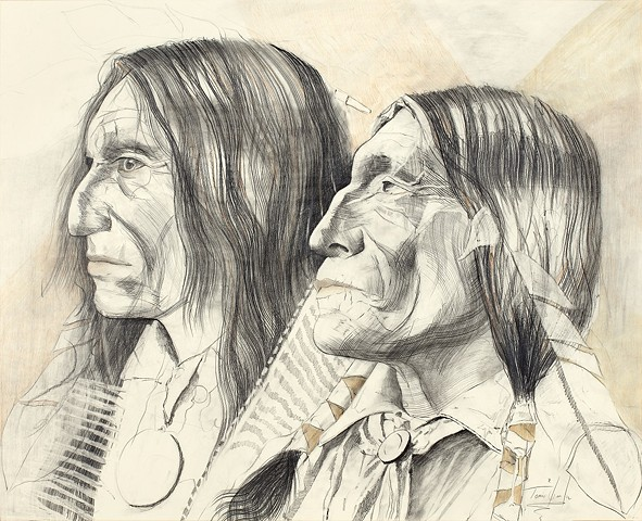"""Two Chiefs"""