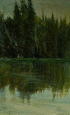 """Wyoming Lake Study"""