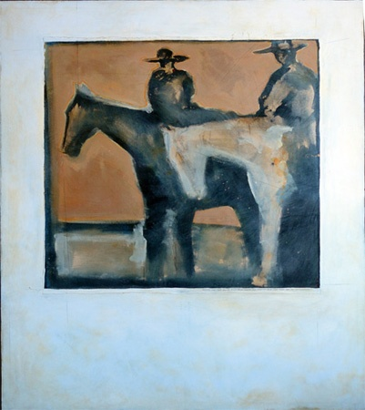 """Abstract Cowboy II"""