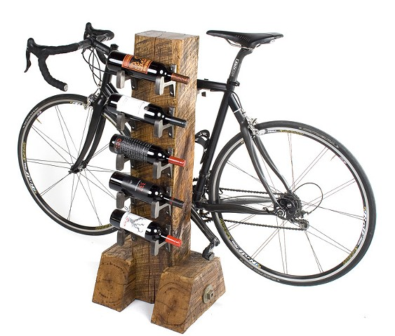"""Veno Bike/Wine Rack"""