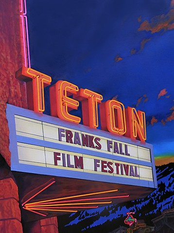 """Teton Theater"""