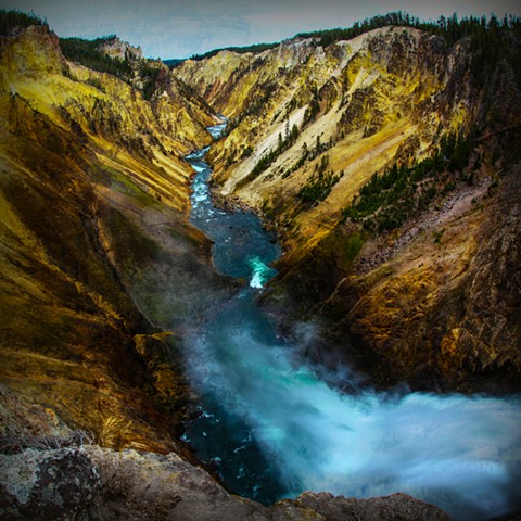 """The Energy of Yellowstone"""