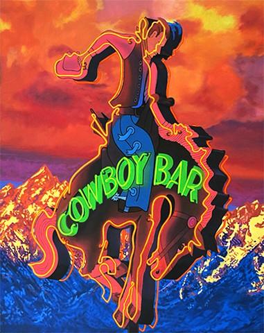 """Cowboy Bar 4"""