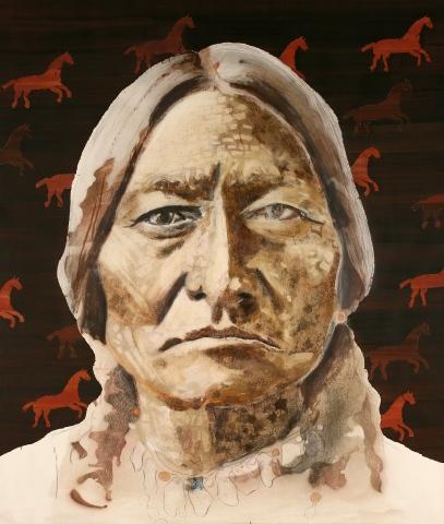 """""""Sitting Bull"""""""