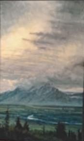 """""""Grand Teton View"""""""