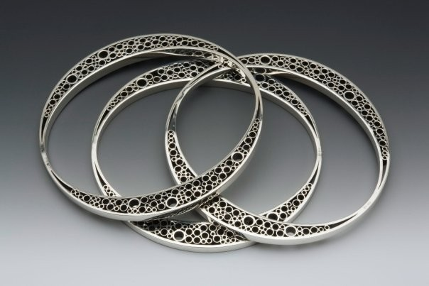 """Sterling Silver Bangles"""