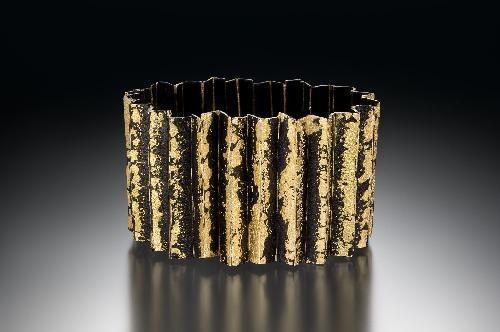 """""""Corrugated Bracelet"""""""