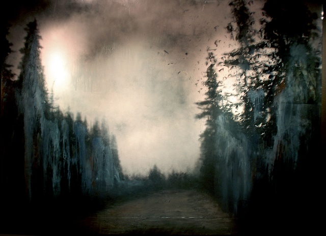 """Mount Evans Rain"""
