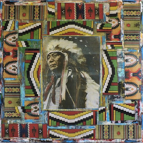 """Chief & Blankets"""