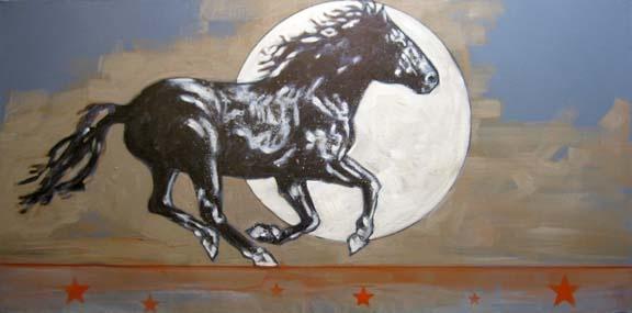 """Last Moon Horse"""