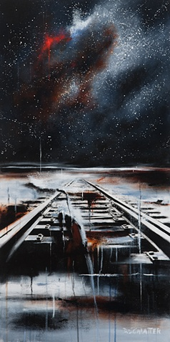 """Night Tracks"""