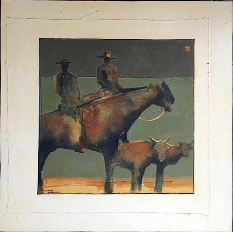 """Lone Star Cattleman ll"""