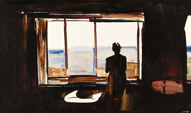 """""""Looking Out #2"""""""