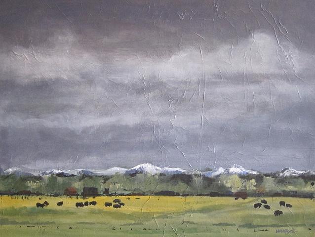 """""""Wyoming Spring"""""""