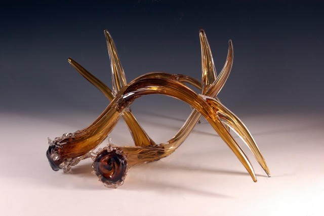 Glass Antlers