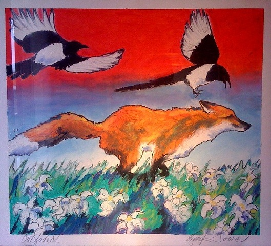 """Out Foxed"""
