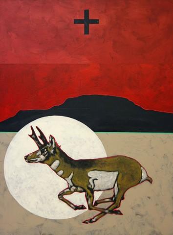 """""""Tucum Kani Antelope"""""""