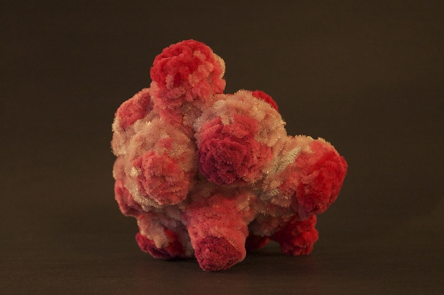 Small chenille stem sculpture