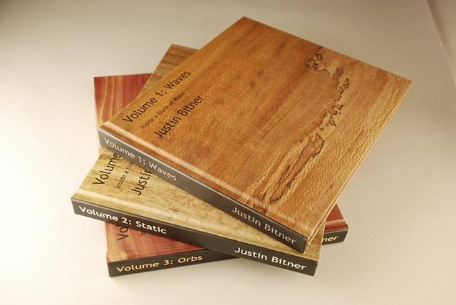 Inside a Block of Wood (flip books)