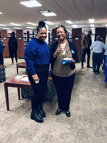 Tennessee State University Avon Williams Campus Library Exhibition