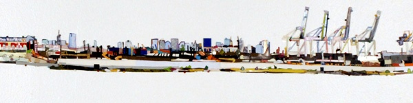 "Detail ""Jersey Meets Manhattan"""