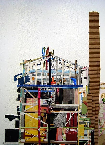 "Detail ""Dismantling PG&E Power Plant"""