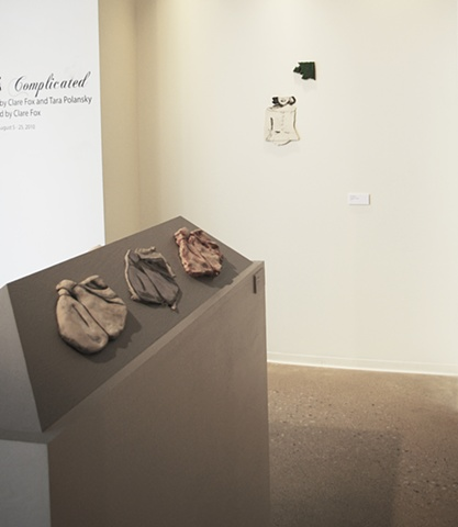 It's Complicated installation view