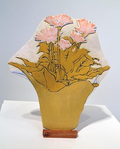Souvenirs: Facade 6, stoneware