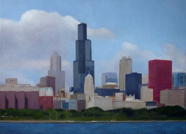 Chicago Landmark, Chicago Skyline