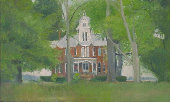 """Barbara's House""  Sold"