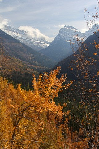 Glacier National Park October 2013, No.3