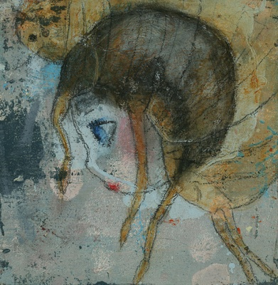 shrimp girl  (SOLD)