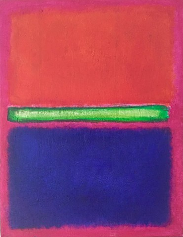 My Own Rothko