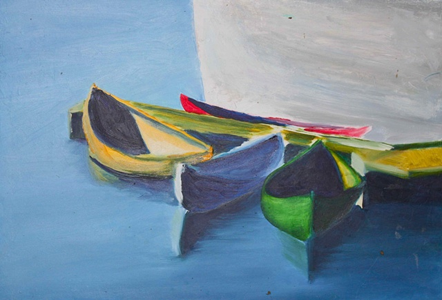 Boats II (In progress)