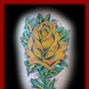 Rose/Fort City Tattoo