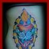 sacred heart/Fort City Tattoo