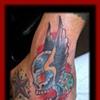 Skull dice/Fort City Tattoo