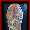 koi Fish/Fort City Tattoo