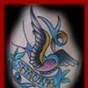 Sparrow/Fort City Tattoo