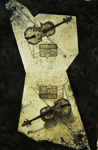 Violins of mechanical hearts