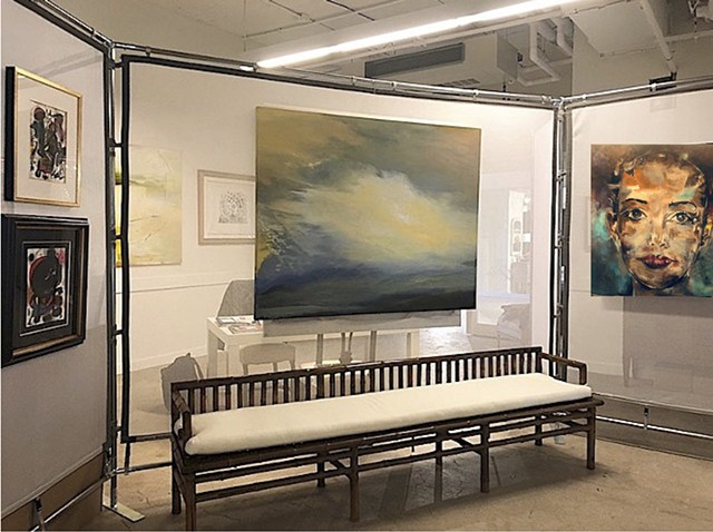Galerie d'Orsay 2nd venue at Boston Design Center