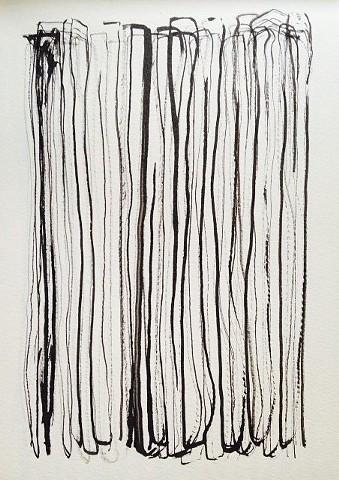 Experimental Drawing # 7