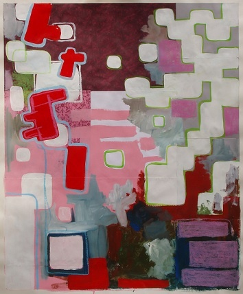Abstraction by Kevin McDevitt Artist