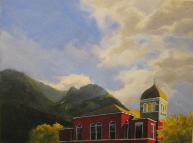 Ouray Courthouse