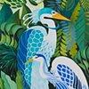 Harmonious Herons
