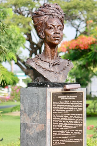 NANNY OF THE MAROONS Jamaican National Hero