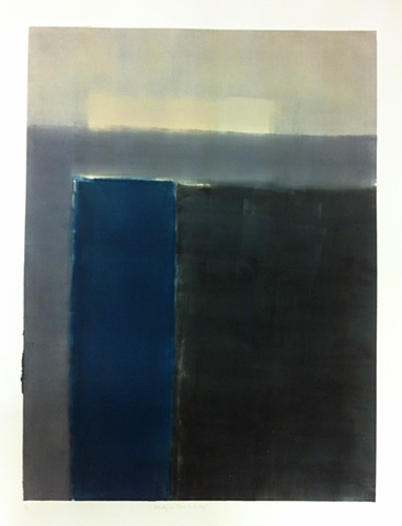 Study in Blue and Gray