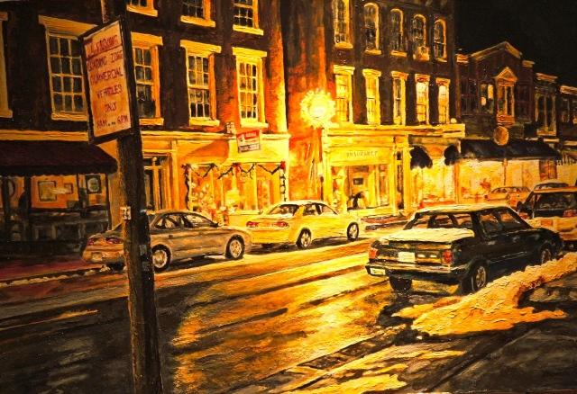 Lexington Street Light