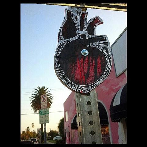 black melrose heart